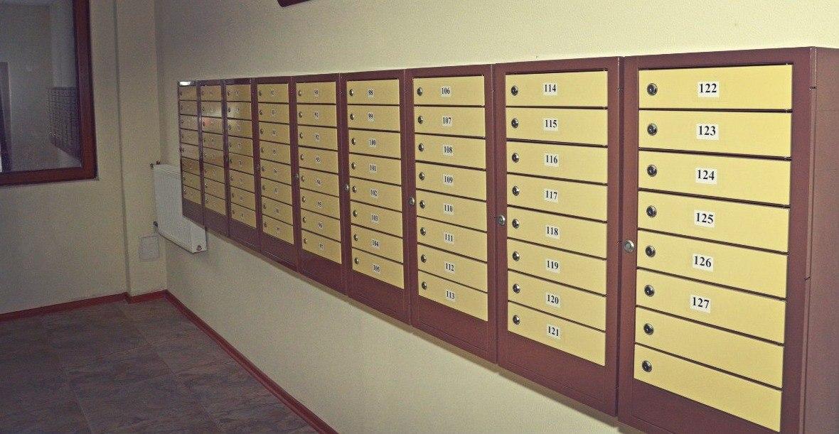Установка почтовых ящиков