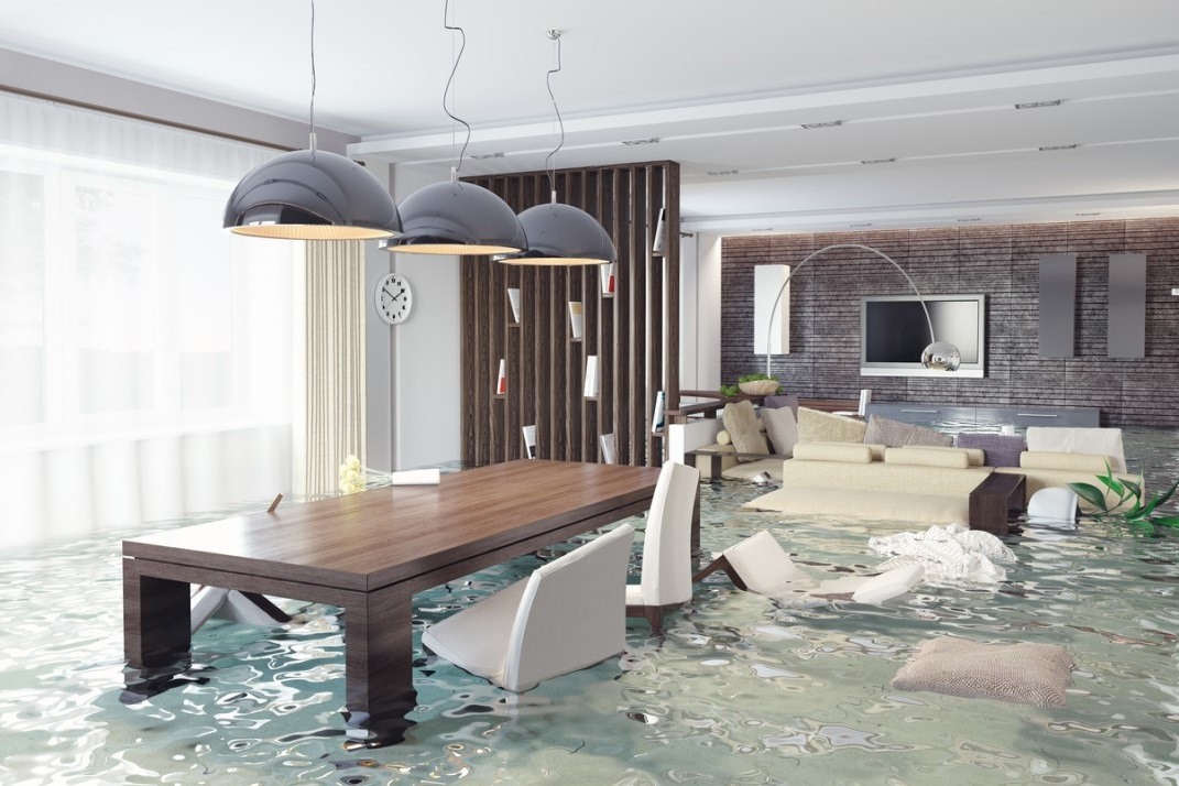 оценка ущерба после затопления квартиры