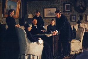 Процедура вступления в наследство без завещания