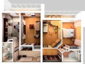 Перепланировка квартиры как её узаконить