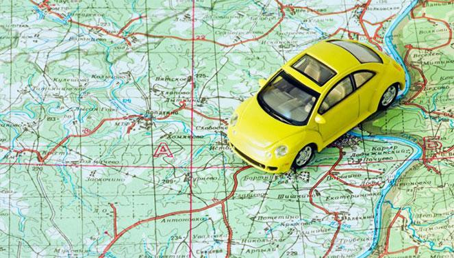 Составление маршрутного листа для водителя