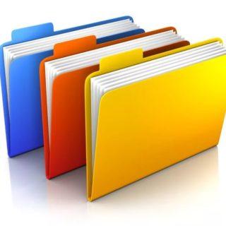 Как правильно составить опись предоставляемых документов