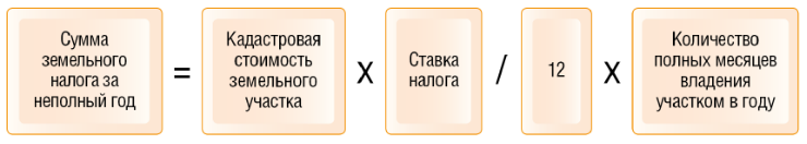 Расширенная формула