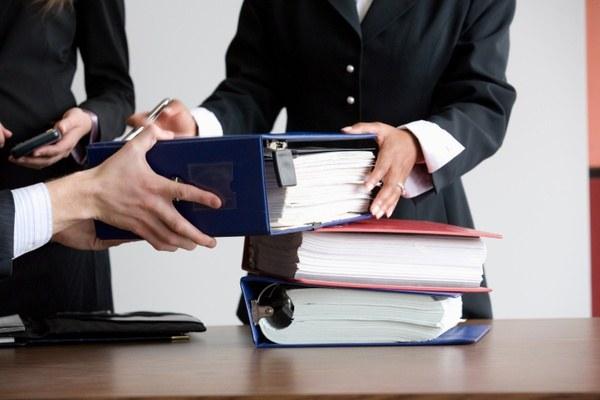 Акт приема передачи документов