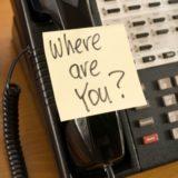 Акт об отсутствии работника на рабочем месте