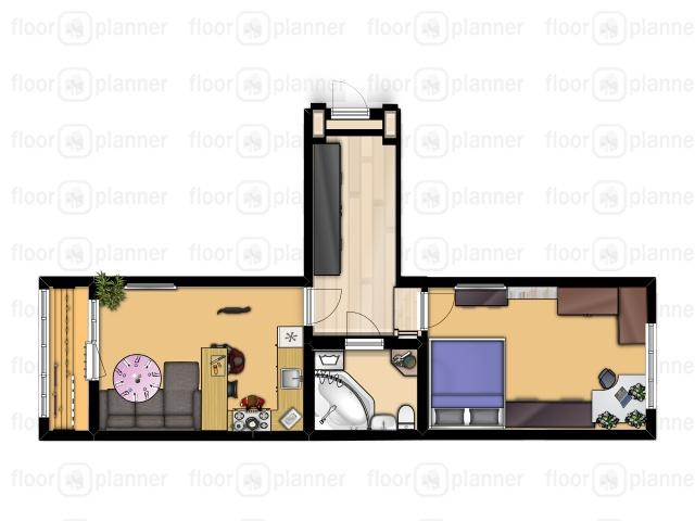 Квартира распашенка