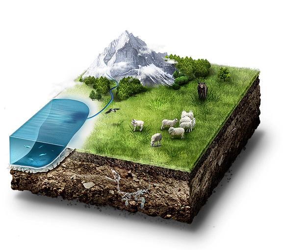 Этапы топографической съемки земельного участка