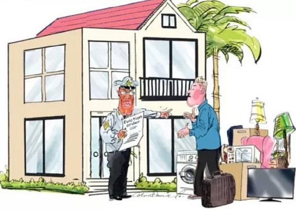 Как выселить квартирантов?