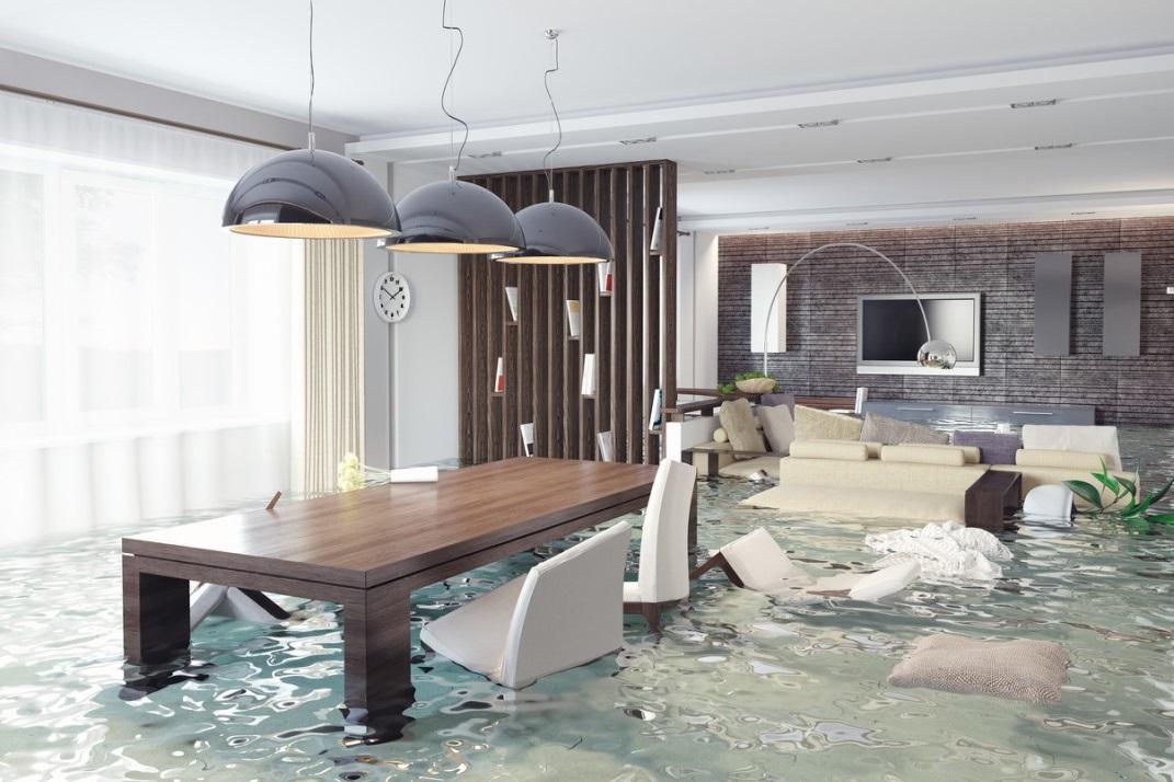 Что делать если затопили квартиру соседи сверху, какие действия?